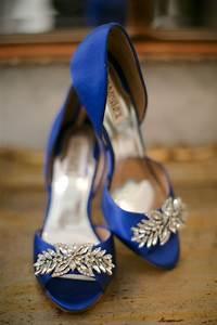 A Cobalt Blue Spanish Inspired Wedding Cobalt Blue