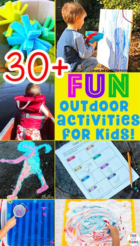 fun   outdoor activities  kids fun  mama