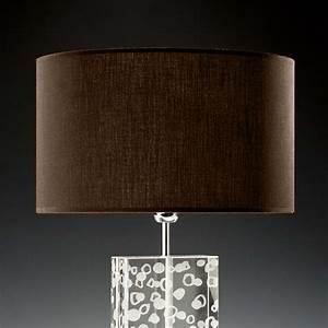 Lampenschirm 40 Cm Durchmesser : lampenschirm braun rund 40 x 20 cm online shop direkt vom hersteller ~ Bigdaddyawards.com Haus und Dekorationen