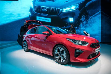 2019 Kia Ceed Is A Super-slick Thriftster