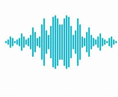 Sound Wave Icon Transparent Clipart Waveform Curve