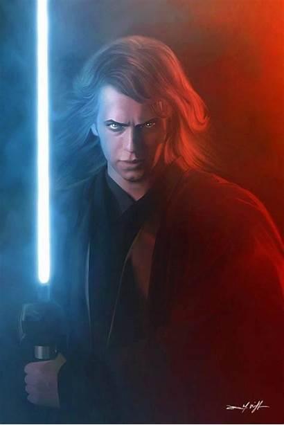 Anakin Skywalker Deviantart Iphone Obi Wan Vs