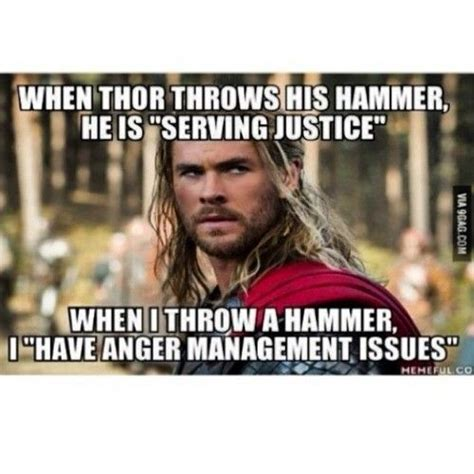 Thor Meme - when thor throws his hammer humor meme avenger thor odinson pinterest d posts and meme