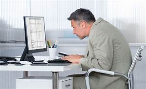 Image Bureau Travail : comment adopter une bonne posture assise pour le dos au bureau ~ Melissatoandfro.com Idées de Décoration
