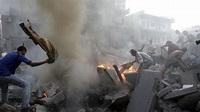【黎巴嫩首都大爆炸】爆炸事件不斷 總理亦成為受害者|香港01|即時國際
