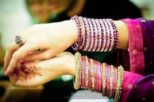 Girls with Bangles