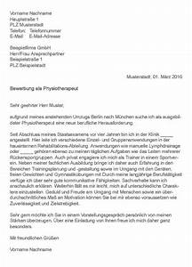 Muster gt bewerbung als physiotherapeut for Anschreiben physiotherapie