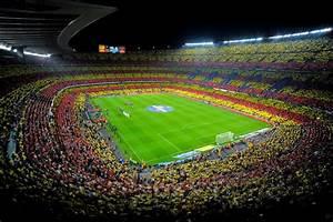 Diagram Of A Soccer Stadium