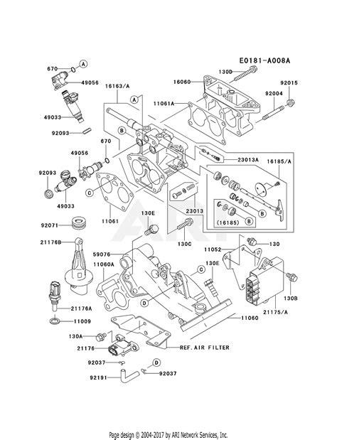Kawasaki Fdd Stroke Engine Parts Diagram