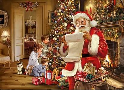 Santa Christmas Jigsaw King 1000 Puzzle Puzzles