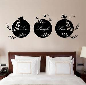 Live Love Laugh Stickers For Wall Live Laugh Love Shelf