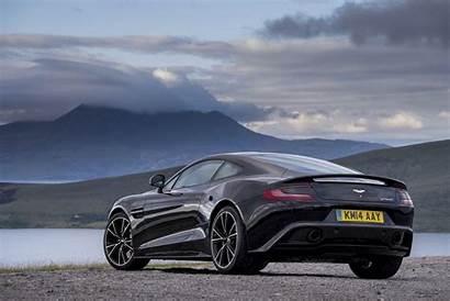 Aston Vanquish Martin Db9 Rear Wallpapers Carbon