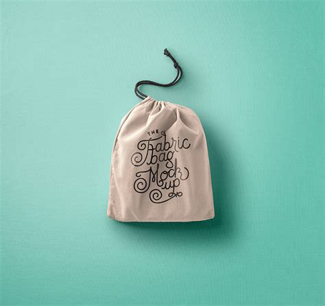 Use them at your convenience to create your own packaging design. Drawstring-Bag-Mockup-PSD - Best Free Mockups