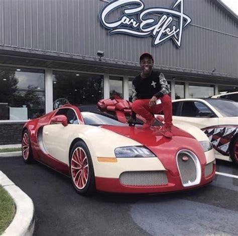 The did lil uzi vert's bugatti dirty. Lil Uzi Vert купил Bugatti Veyron, принадлежавший Мейвезеру - VSRAP