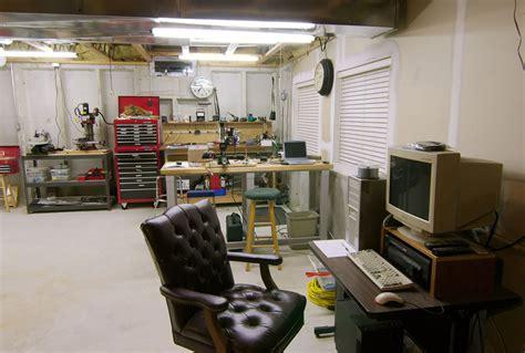 alans basement shop   wood whisperer