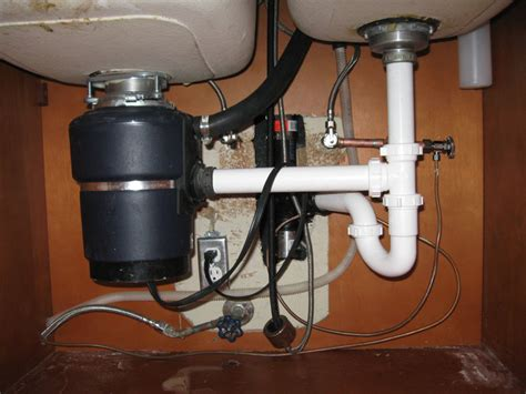 how to do plumbing for kitchen sink ideal kitchen sink plumbing system at home the homy design 9391