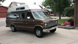 1980 Ford Econoline Camper Van East Regina  Regina