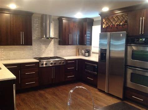 dark oak kitchen cabinets matching kitchen cabinets with dark oak hardwood flooring