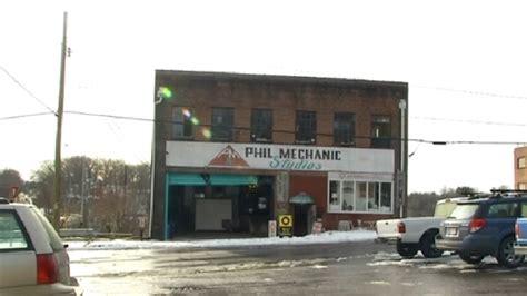 west ashevilles phil mechanic building sold  developer