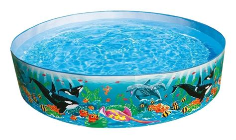Walmart Kiddie Pool To Have Fun With Your Child And