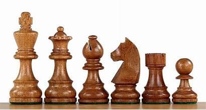 Chess Pieces Staunton German Sheesham Palisander Queen