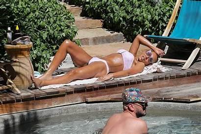 Melanie Brown Mel Pool Fappening Aznude Nude