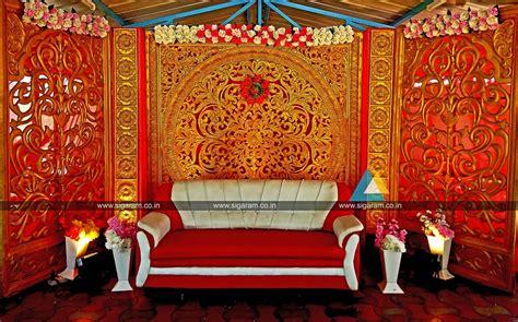 60th Wedding Stage Decoration SVP Farm House Pattanur