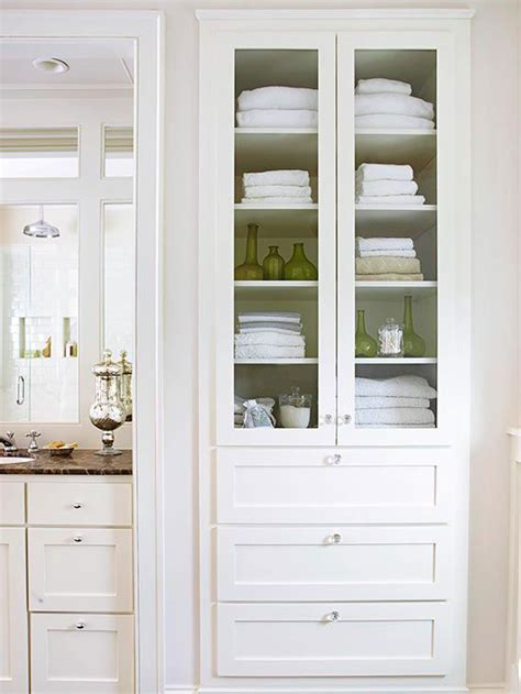 bathroom cupboard ideas store more in your bathroom with these smart storage ideas
