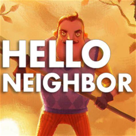 hello neighbor torrent free iso pc