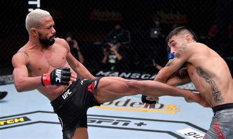 UFC 255: Twitter reacts to Deiveson Figueiredo's quick ...