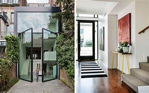 comment choisir une porte d39entree adaptee a votre style With idee deco porte d entree