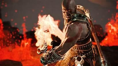 Kratos God War Games 4k Wallpapers Ps