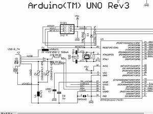 Arduino Uno Rev3  Schematic  Arduino  Schematic