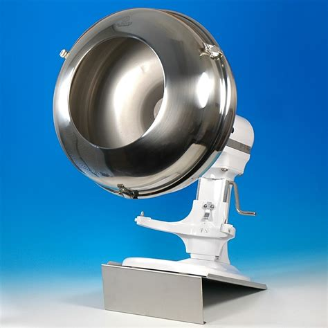 confectionery coating pan attachment debuyer