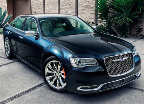 Chrysler 300c (20182019) цена и характеристики