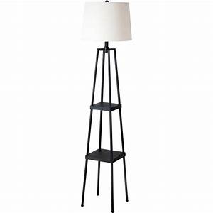 Mainstays floor lamp shade replacement best inspiration for Mainstays floor lamp with reading light parts