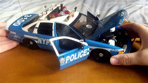 1 18 police car with 1 18 chevrolet caprice nypd police car youtube