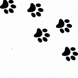 Paw Print Gif - ClipArt Best