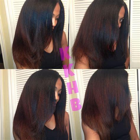 coarse yaki kkhb hair long hair styles natural hair