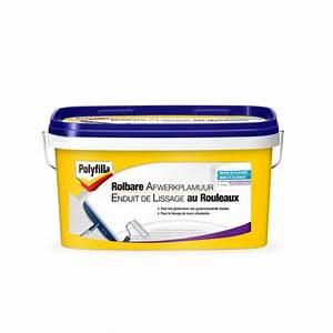 Enduit De Lissage Au Rouleau Pour Plafond : enduit de lissage au rouleau polyfilla be fr ~ Premium-room.com Idées de Décoration