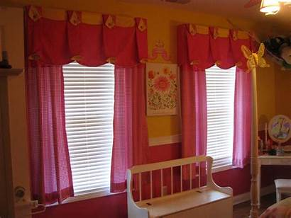 Bedroom Window Treatment Treatments Valances Curtains Custom