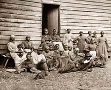Slaves in the South  Slavery In The South
