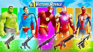 The, Ultimate, Fortnite, Superhero, Skin, Challenge