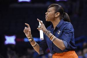 Tina Thompson Named UVA Women's Basketball Coach   UVA Today
