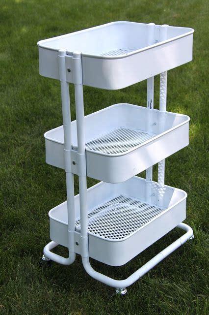 Kitchen Craft Vs Ikea by Tutorial Ikea Raskog Kitchen Cart Makeover Dory S