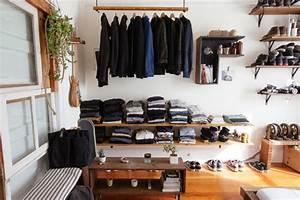 Idée Dressing Fait Maison : petit budget 9 id es d co pour personnaliser son dressing ~ Melissatoandfro.com Idées de Décoration