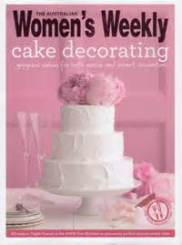 aww cake decorating australian womens weekly new