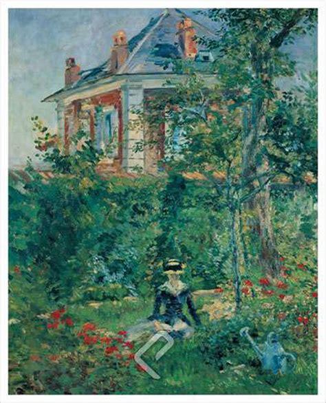 Dans Le Jardin by Fille Dans Le Jardin Bellevue Gicl E Sur Papier