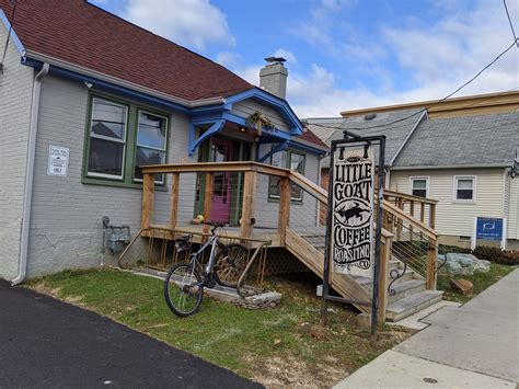 We love supporting small businesses. Pure Coffee Blog: Little Goat Coffee Roasting Co