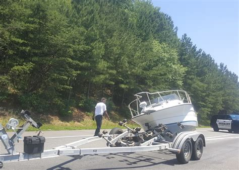 Fishing Boat Disasters by Boat Trailering Disaster Save Your Fishing Machine From
